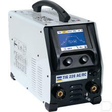 Lasapparaat set TIG220 AC / DC WL2 AC DC-HF 11V - 230V / 16A - 32A / 10A -220A lasstroombereik productfoto