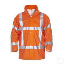 Regenjas Ontario RWS maat 62 / 3XL oranje productfoto