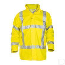 Regenjas Ontario RWS maat 56 / XL geel productfoto