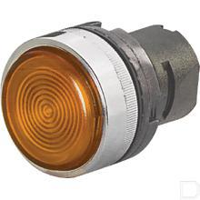 Signaallamplens oranje 2W productfoto