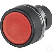 Drukknop rood productfoto