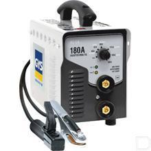 Lasapparaat set Progys 180 230V / 32A / 10A - 180A lasstroombereik productfoto