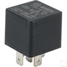 Relais met diode 30A 12V 5 aansluitingen productfoto