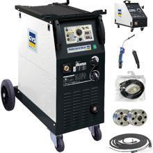 Lasapparaat PROMIG 350-4S DUO.DV4 230V - 400V / 16A - 25A / 40A - 350A lasstroombereik productfoto