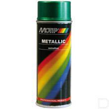 Spuitbus Metallic lak groen 400ml productfoto