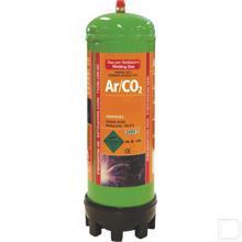 Gasfles argon / CO2 1,8L productfoto