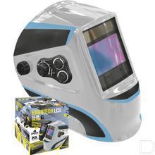 Lashelm LCD Ergotech kleur 5 / 9 / 13 productfoto