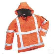 Jas Parka Aspen RWS maat 50 / M oranje productfoto