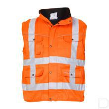 Bodywarmer Aken RWS maat 56 / XL oranje productfoto