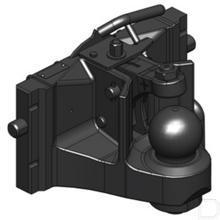 Aanhangwagenkoppeling K80 productfoto