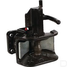 Aanhangwagenkoppeling CH-I met flens productfoto