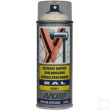 Spuitbus kunstharslak acryl RAL9001 crème 400ml productfoto