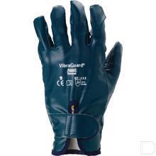 Handschoen antivibratie maat 10 / XL blauw productfoto