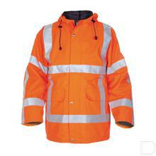 Parka Uithoorn oranje RWS Mt productfoto