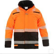 Winterparka Utah RS-lijn Hi-Vis oranje/zwart maat M productfoto