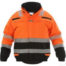 Winterjas Umag RS-lijn Hi-Vis oranje/zwart maat 2XL productfoto