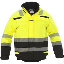 Winterjas Umag RS-lijn Hi-Vis geel/zwart maat 4XL productfoto