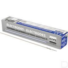 Elektroden rutiel Ø2,5mm 350mm lang 230 stuks productfoto