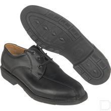 Werkschoen Milano unisex S3 maat 45 laag model zwart productfoto