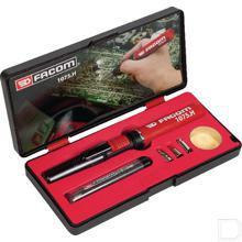Gas soldering iron set productfoto