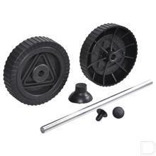 Set wielen D125 productfoto
