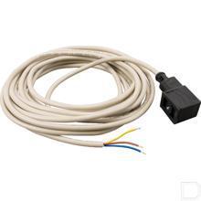 Connector met kabel productfoto