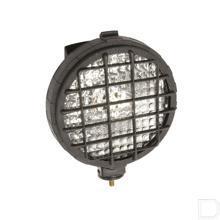 Werklamp rond productfoto