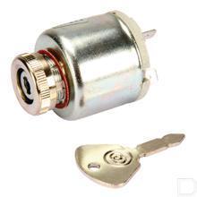 Contactslot Ø40mm P/0/1/2  5 vlakstekkeraansluiting 12V productfoto