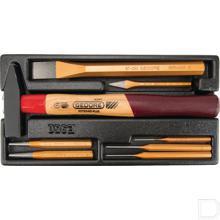 Module hamer & beitels 8-delig productfoto