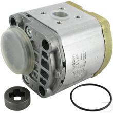 Hydrauliek deelpomp 14cc/omw linksom productfoto