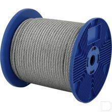 Kabel polypropyleen 6mm productfoto