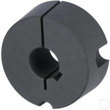 Klembus taperlock 1610 Ø18mm spie 6mm productfoto