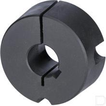 Klembus taperlock 1610 Ø19mm spie 6mm productfoto