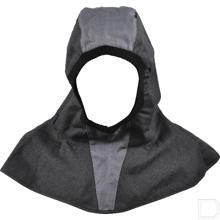 Monnikenkap Tecaweld zwart / grijs productfoto