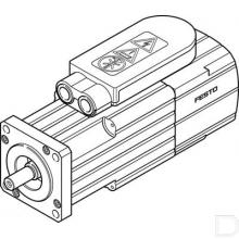 Servomotor EMMS-AS-55-M-HS-TMB productfoto