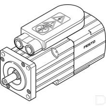 Servomotor EMMS-AS-55-S-HS-TMB-S1 productfoto