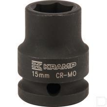 "Slagmoerdopsleutel 1/2"" 6-kant 15mm productfoto"
