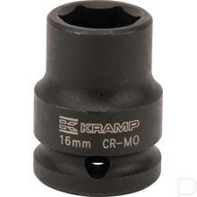 "Slagmoerdopsleutel 1/2"" 6-kant 16mm productfoto"