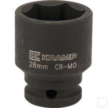 "Slagmoerdopsleutel 1/2"" 6-kant 28mm productfoto"