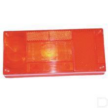 Lampglas rechthoek passend voor achterlicht Midipoint l  productfoto