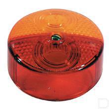Lampglas rond passend voor achterlicht 10.002.000; 10.0002.100 productfoto