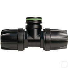 Snelkoppeling T-stuk 20mm-T3M productfoto