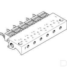Batterijblok MHA1-P6-2-M3-PI productfoto