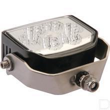 Werklamp LED Power Beam 1000 vierkant 9/33V 850 Lumen productfoto
