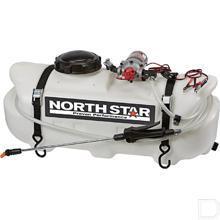 Spuit compleet, 60,6l, NorthStar productfoto