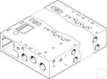 Aansluitstrip VABM-L1-14W-G14-20-GR productfoto