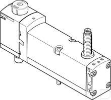 Magneetventiel VSVA-B-M52-MZH-A1-1T1L-APP productfoto