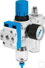 Verzorgingseenheden (combinatie) FRC-1/4-DB-7-MINI-KC productfoto