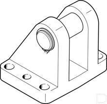 Lagerblok LBG-125 productfoto