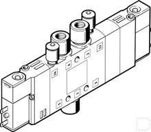 Magneetventiel CPE10-M1BH-5/3BS-QS4-B productfoto